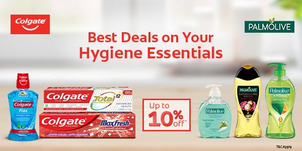 🤩 Hygiene First! 🤩